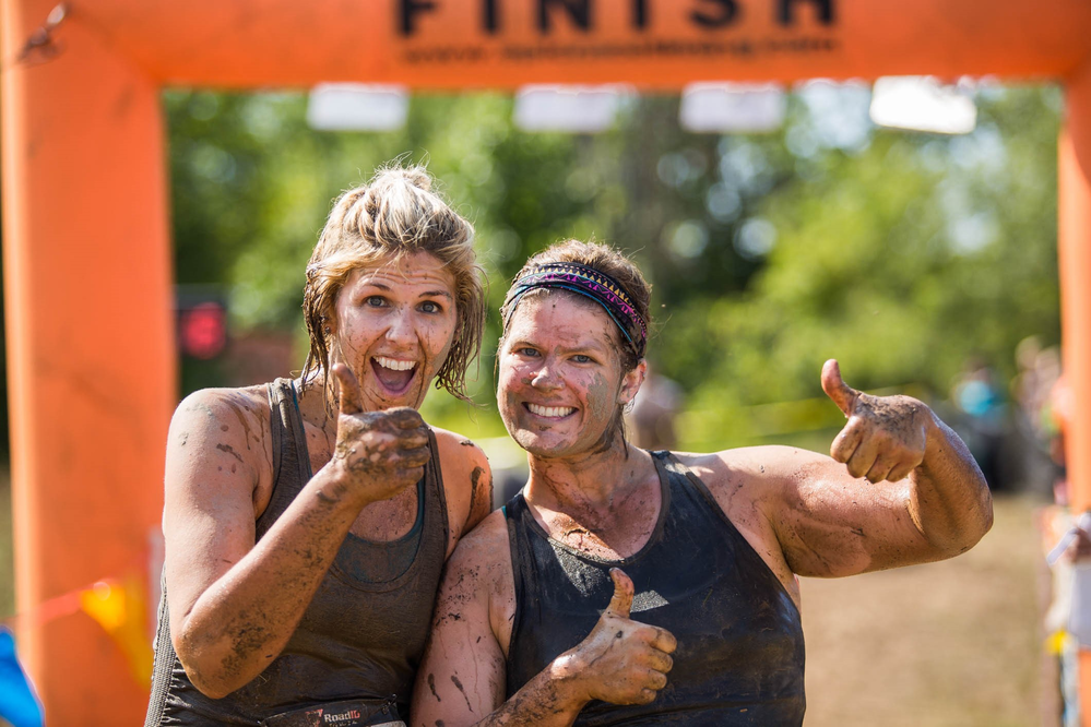 mud run fun grand rapids