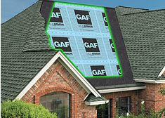 photo of roof with exposed underlayment by Mulligan WIndows, Siding and Roofing in Farmington Hills, MI