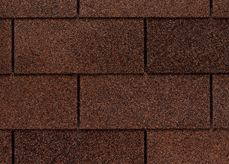 photo of shingles used on roofs by Mulligan Windows, Siding and Roofing in Farmington, MI