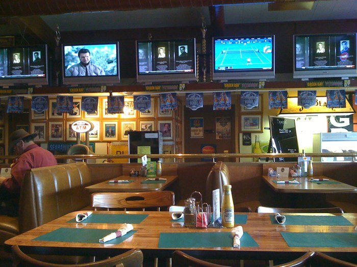 Mustard Seed Grill & Pub - 28 HD TVs - watch the game - sports bar - full bar - beer - wine - cocktails - watch sports on the big screen - dining near me - restaurant coupons