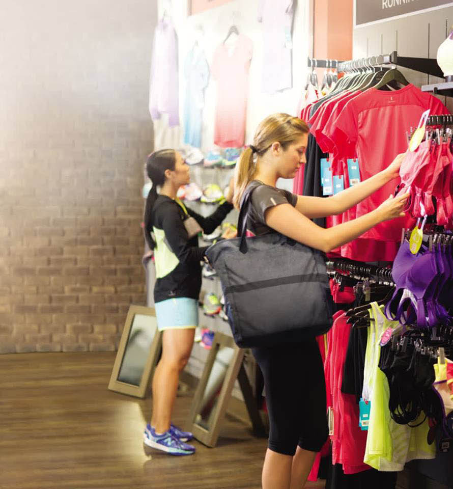 women's apparel new balance greenville sc