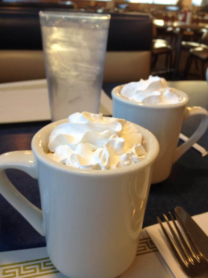 new beginnings restaurant grand rapids hot chocolate