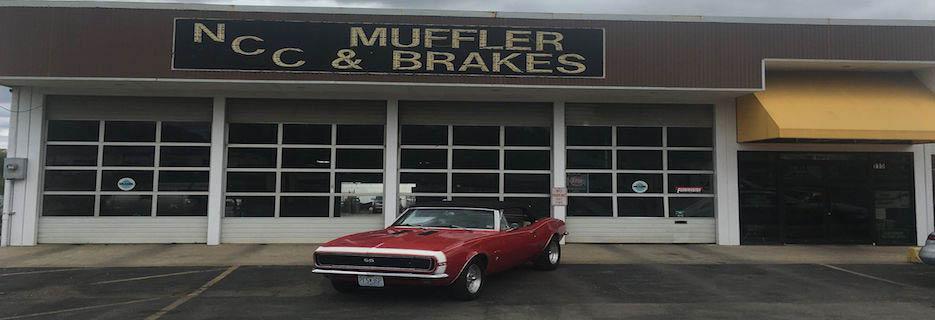 ncc muffler and brakes, car repair in belton, car repair in jackson county