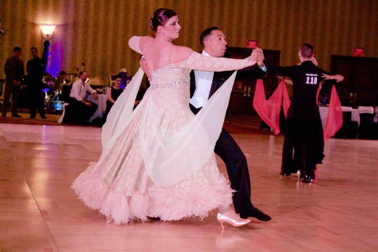 ballroom dancing near Brentwood, TN