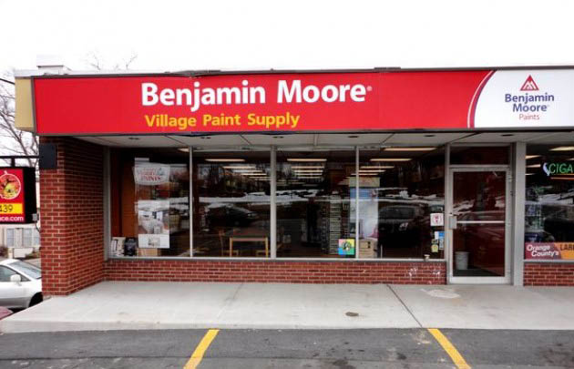 Village Paint Supply also has a location in New Windsor, NY.