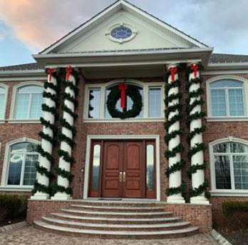full circle lawn care, new jersey, nj lights, custom decorations