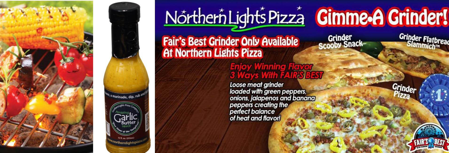 Northern Lights Pizza in Urbandale, Iowa banner
