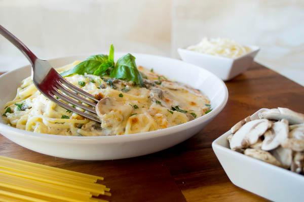 Pasta at Italian restaurant near Chesterfield, MO