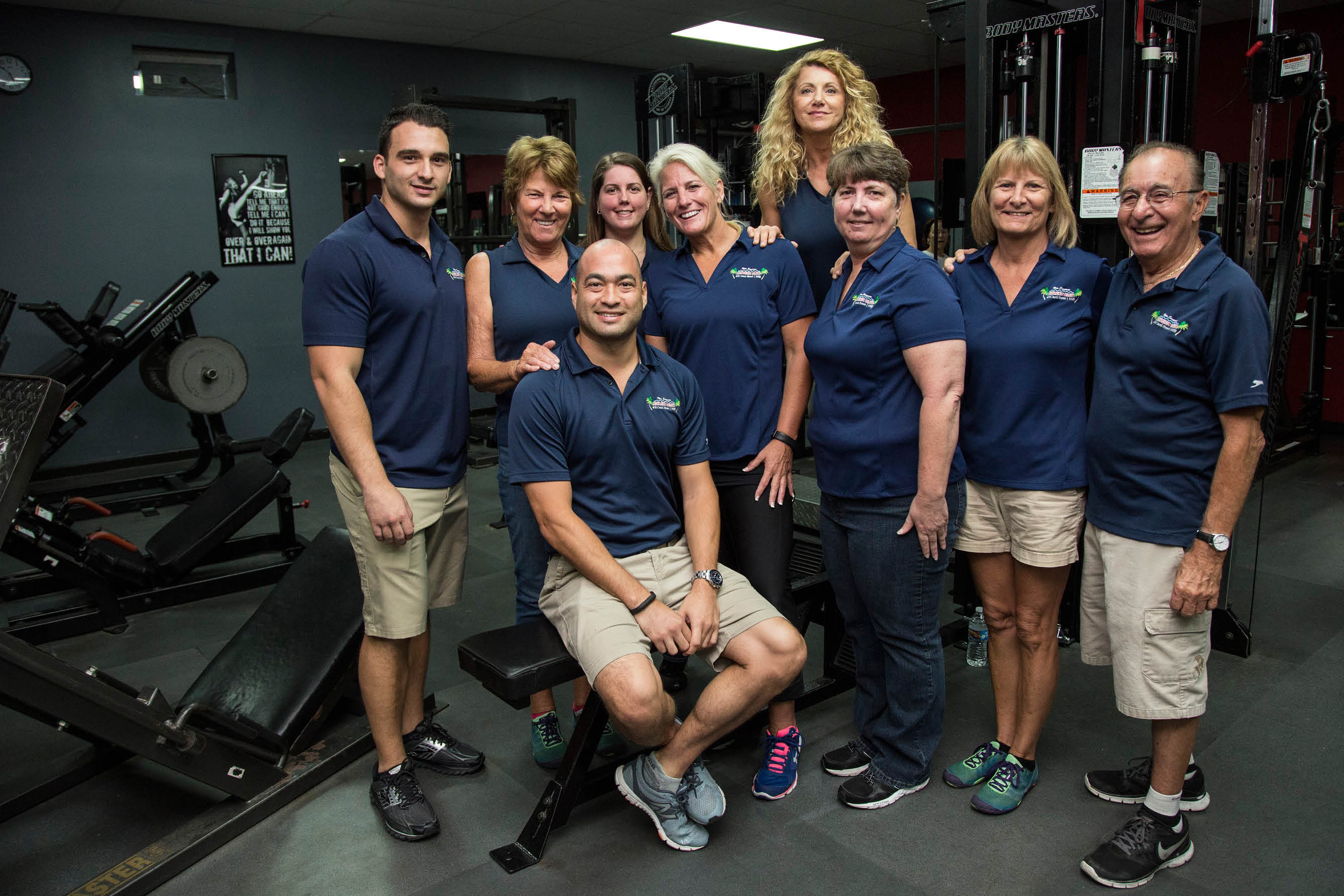 Personal trainer near New Smyrna