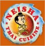 Thai restaurant coupons at Neisha Thai Cuisine in Vienna Virginia.