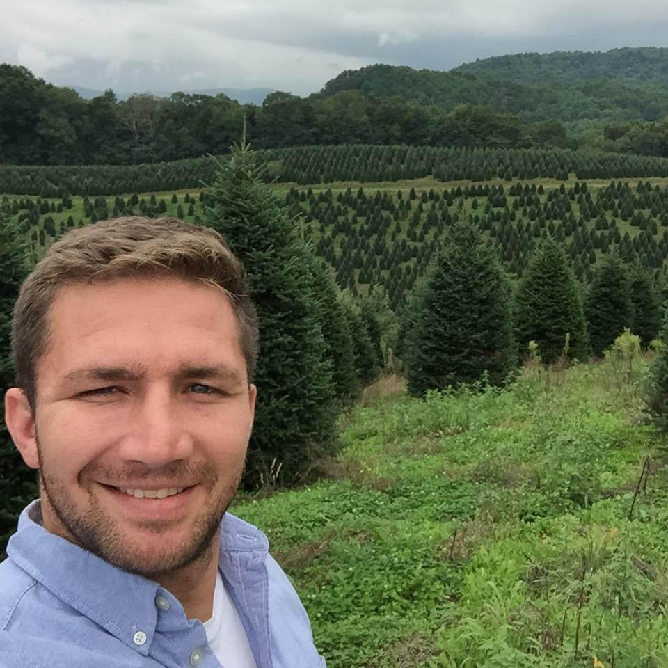 Regional Fir tree farms near New York City