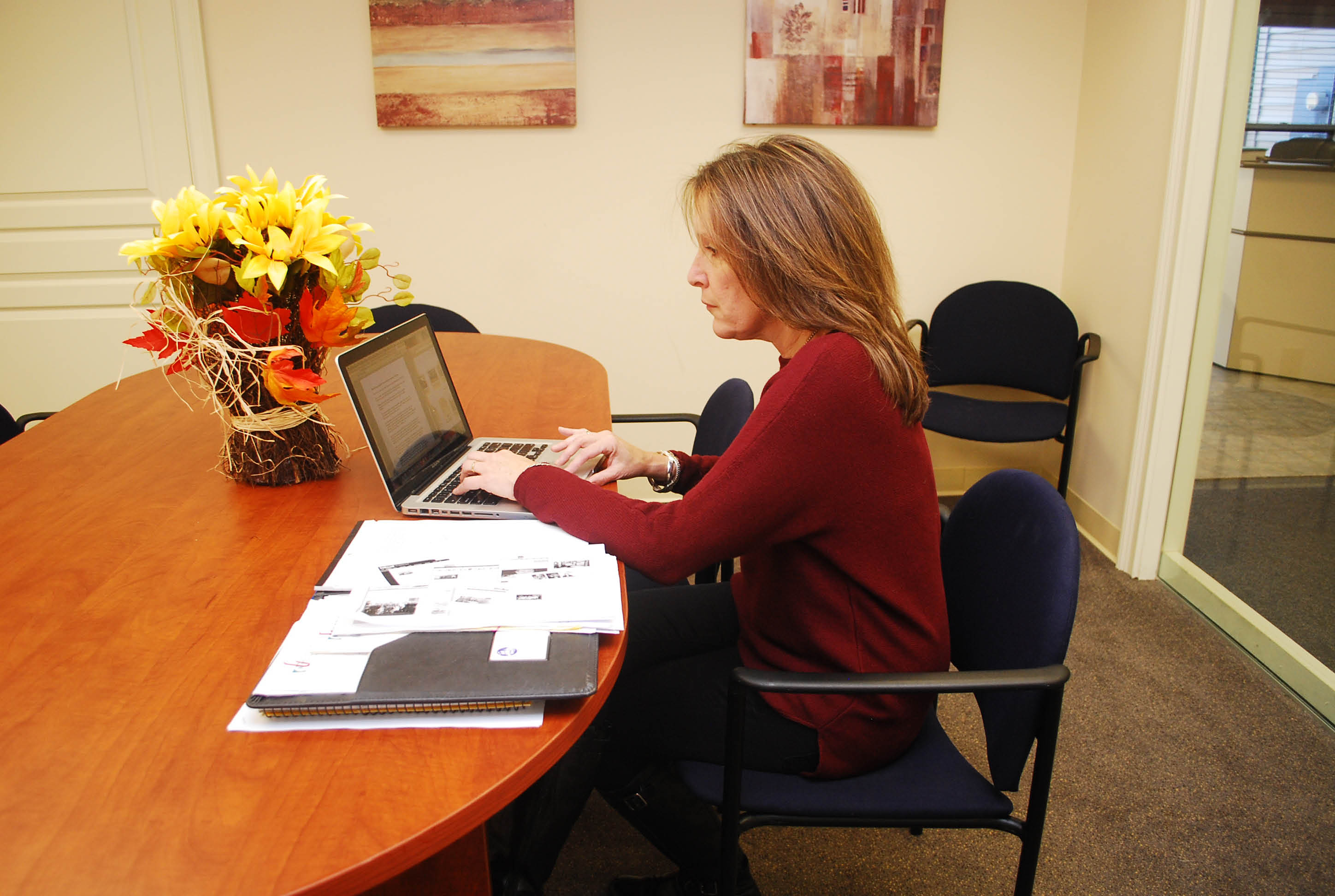 Conference rooms for virtual interactions near Pawling, NY