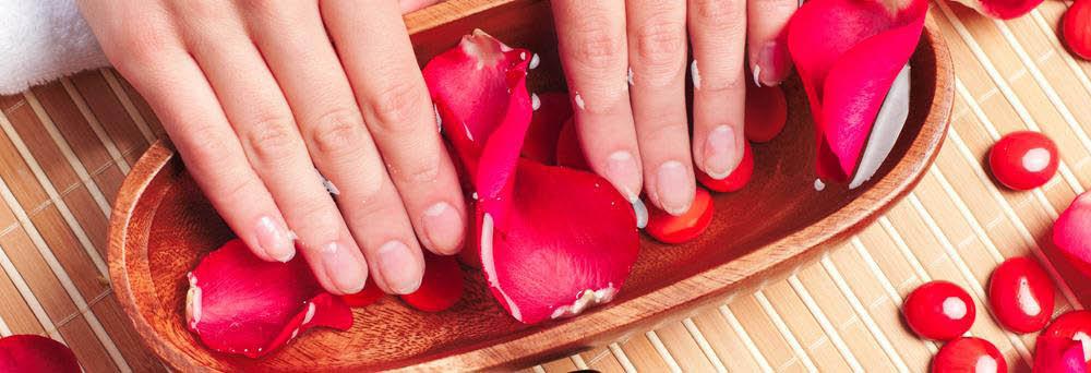 nails salon polish manicure