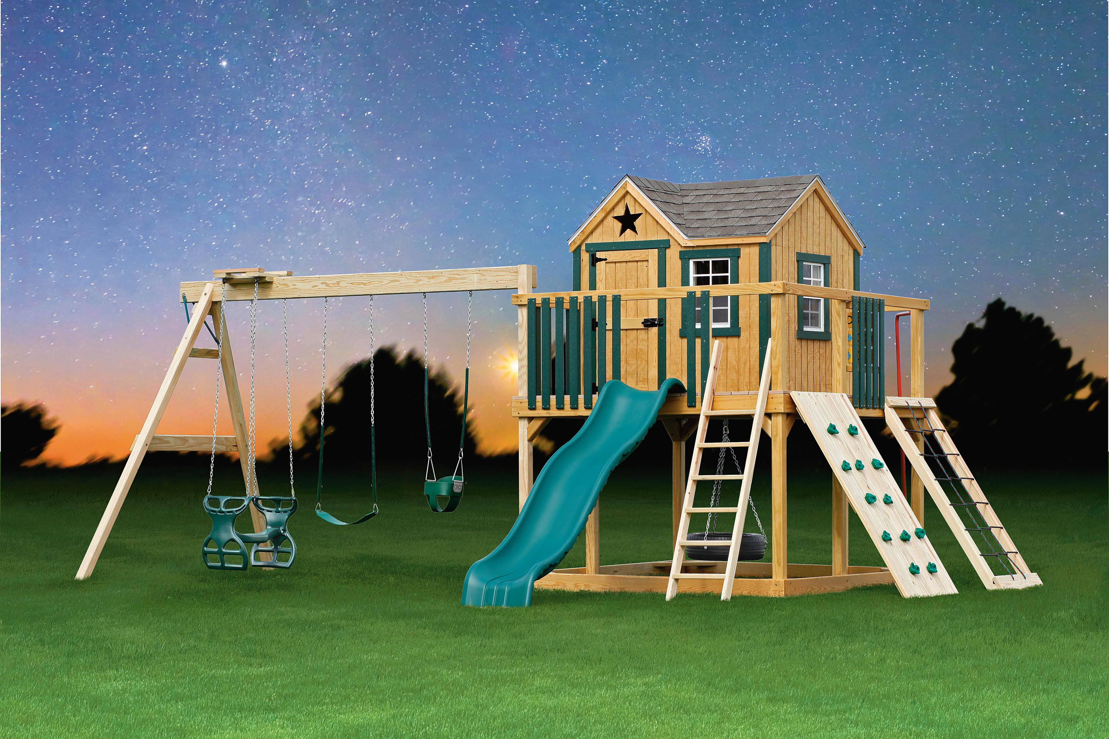 playground,swing set,slides,mulch,gazebo,sandbox,glider,chairs,discount,deals,