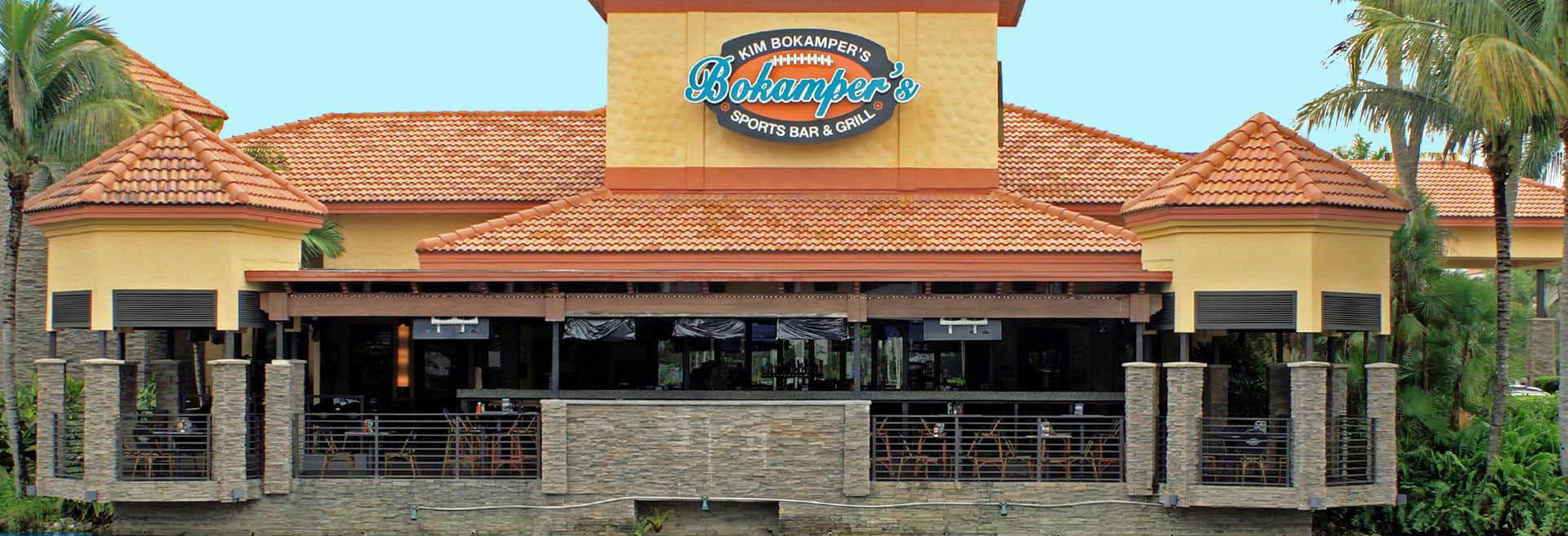 Bokamper's Sports Bar & Grill Naples