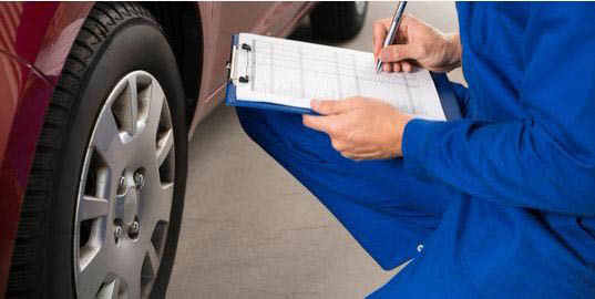 We evaluate your tires and tread