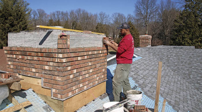 Chimney Repair by National Chimney Cleaners and Repair, Inc serving Northern NJ