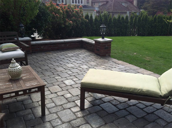 Quality brick work installed by Natural Design Landscaping - Fall City, Washington - professional landscapers near me - lawn care coupons near me - landscaping coupons near me