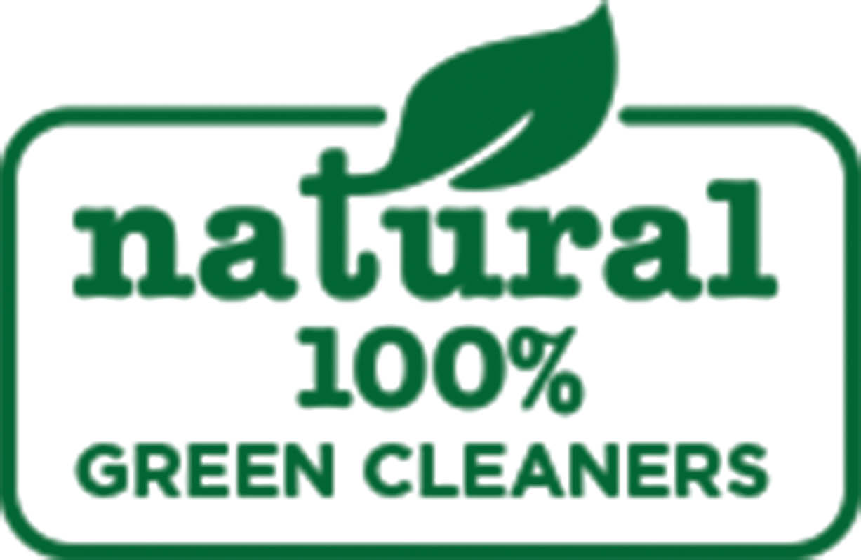100% Natural Green Cleaners