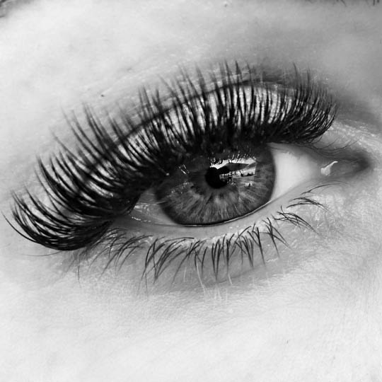 Natural Looking Classic Lash Extensions at Truebeauty Forever Kaysville