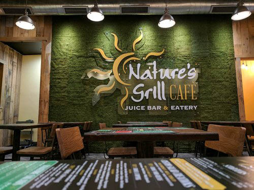 Natures Grill Cafe,healthy food, burgers, wraps,salads,shakes, natures grill Staten island