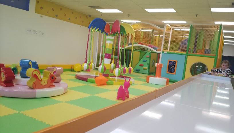 Our place is great for little children ages 0-6 years old.