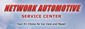 logo; Network Automotive Service Center, Arizona; auto service coupons