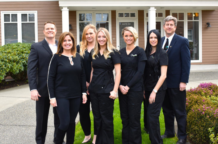 NeuroStim TMS Clinical Team - nationally recognized - board certified - psychiatrist - Dr. Kris Peterson - experience - clinical depression - certified - treatment near me - Tacoma, WA`