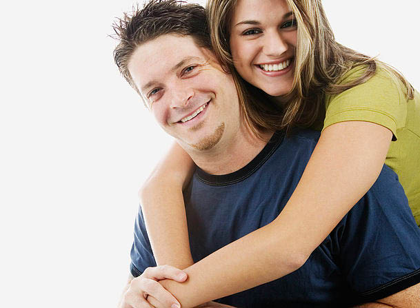 Happy couple - Get freedom from addiction with help from A Change Into Recovery in Puyallup, WA and New Freedom Recovery Center in Bonney Lake, WA
