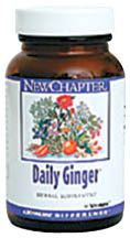 photo of New Chapter Daily Ginger