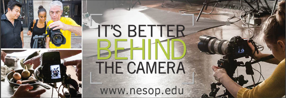 New England School of Photography.  Boston, MA.   NESOP.  Spring workshops.