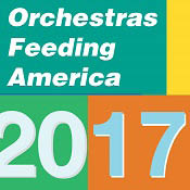 Donate canned food to our Orchestras Feeding America at The New Sussex Symphony in Newton NJ