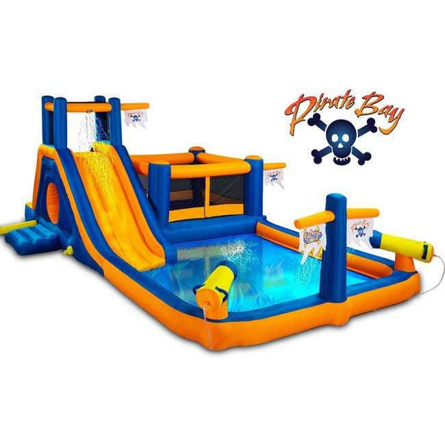 Rent our new Pirate Bay Waterslide