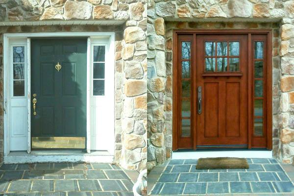 Door Sales & Installation by Nex Level Contracting in Newton NJ