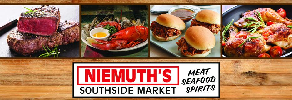 Niemuth's Southside Market in Appleton, WI banner