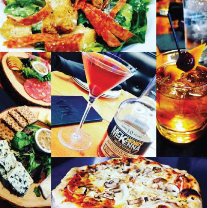 Enjoy delicious pizza and cocktails and appetizers at Niles Peacock Kitchen & Bar in Seattle's Wallingford neighborhood - Seattle bars near me - Wallingford bars near me - Seattle dining coupons near me - dining coupons in Wallingford