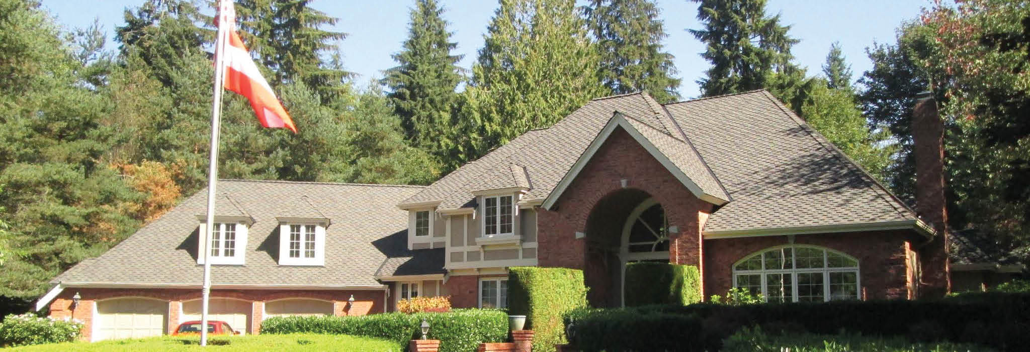 North Creek Roofing main banner image - Mill Creek, WA