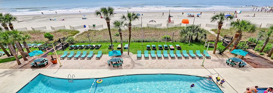 North Shore Oceanfront Hotel-Myrtle Beach banner