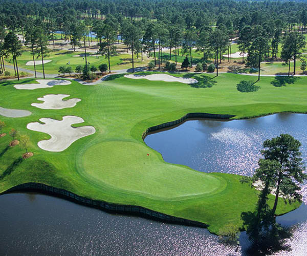 Myrtle Beach gold packages available