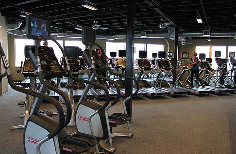 Northwest Fitness - cardio machines with TVs - treadmills with TVs - health club in Buckley, WA - fitness club in Buckley, WA - Buckley gyms