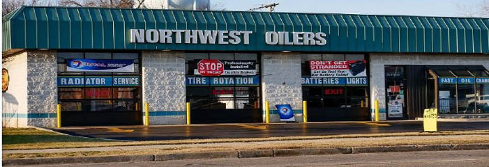 Northwest Oilers Inc in Palatine IL banner