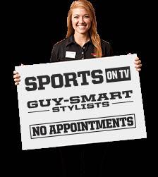 Sport Clips Nashville West, Charlotte Pike.