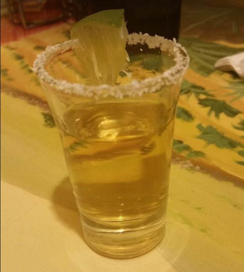 photo of drink from Nuevo Vallarta Mexican Food Restaurant in Flint, MI