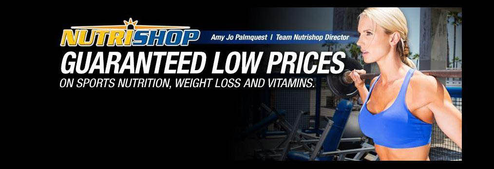 Nutrishop in Nashville, TN Banner ad