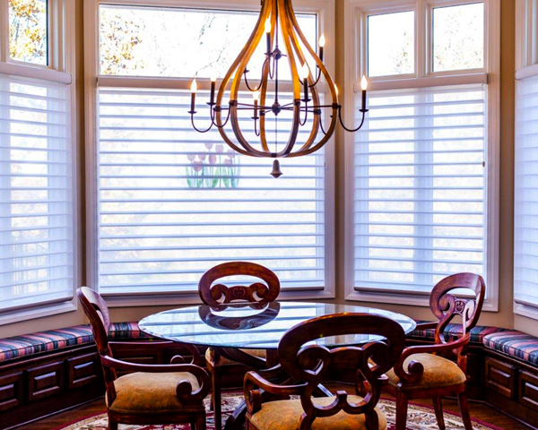 Overland park, Lee's Summit, Shawnee, Northland, Shutters, Blinds, Shades, Curtains, Draperies, Wallpaper, Motorization, Hunter Douglas, Mini blinds, Custom Window Treatments, Plantation Shutters, window treatments in kansas city, windows in kansas city