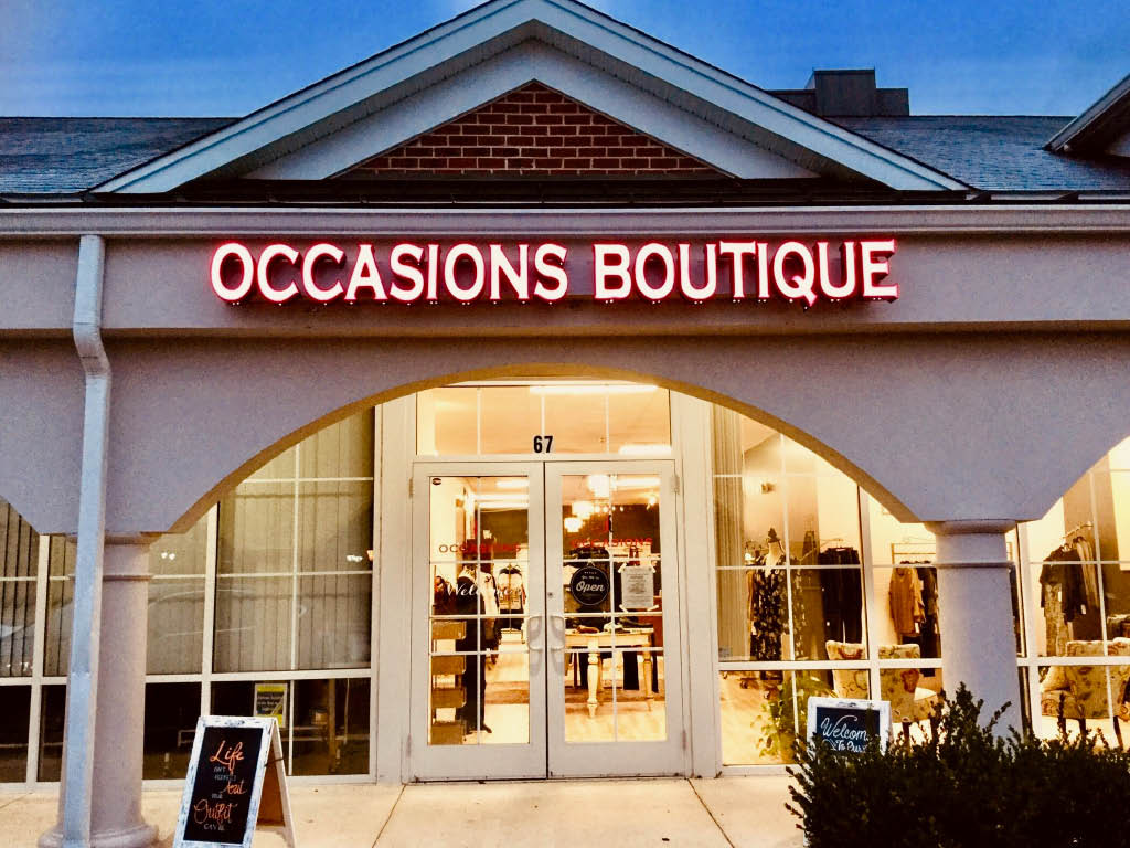 Occasions Boutique, clothing, accessories, beachwear