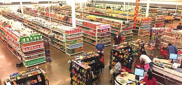 Find an immense variety of groceries at Utah's largest Asian supermarket, Ocean Mart of Roy, Utah.