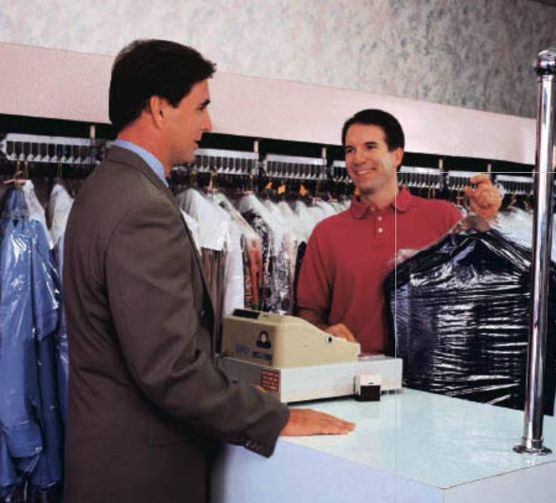 Garment Bags, Alterations, Laundry , Dry cleaning