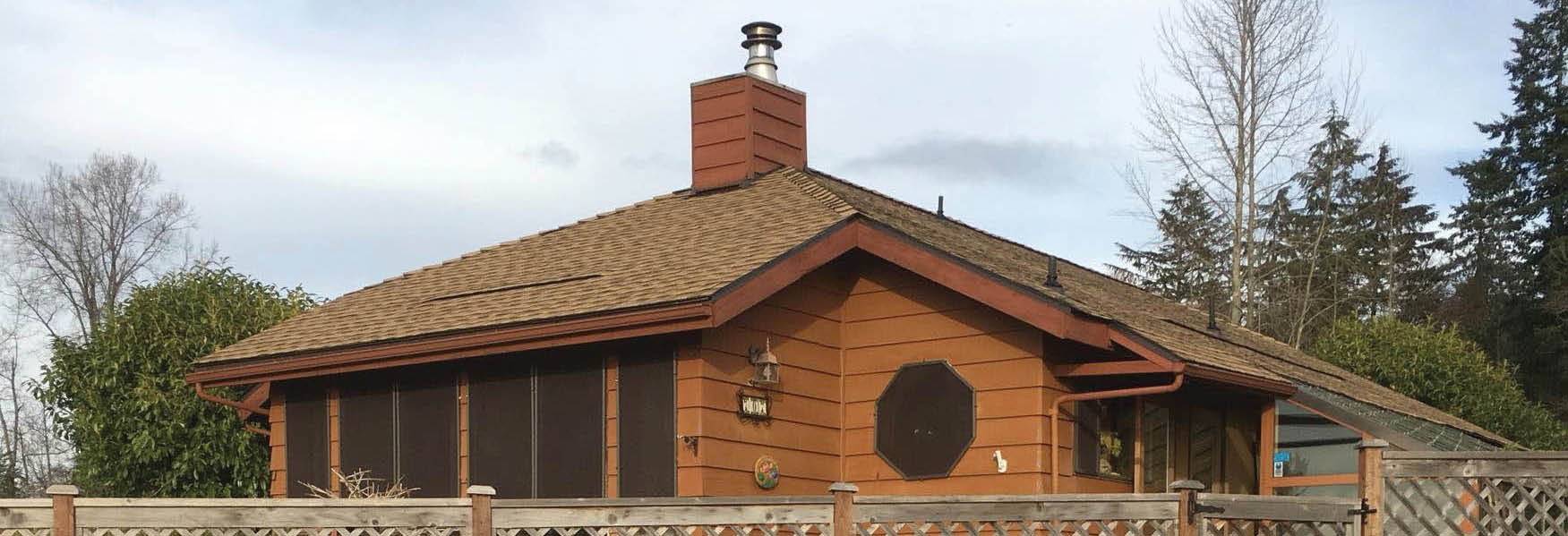 Old Experience Roofing main banner image - Tacoma, WA