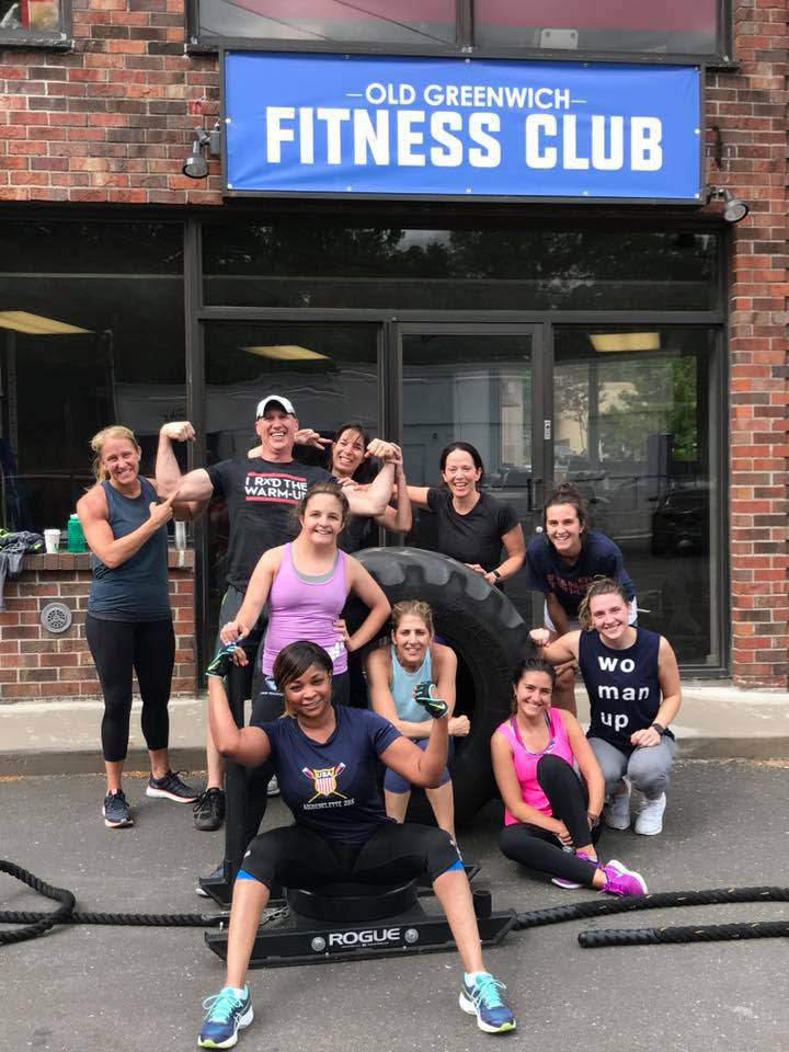 Old Greenwich Fit Club in Greenwich, CT welcomes all ages to participate in improving their physical fitness